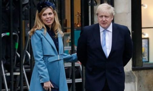 Carrie Symonds makes fitting NHS tribute as she breaks silence after Boris health update