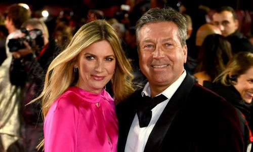 John Torode shares rare picture of dad from wedding celebrations with Lisa Faulkner