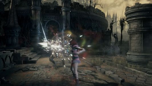 This Dark Souls 3 mod lets you play as Kairi from Kingdom Hearts 3