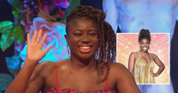 Strictly Come Dancing's Clara Amfo refuses to fall victim to 'curse': 'I'm not sh***ing anybody on that show'