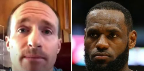 LeBron James slams Drew Brees for comments about disrespecting American flag