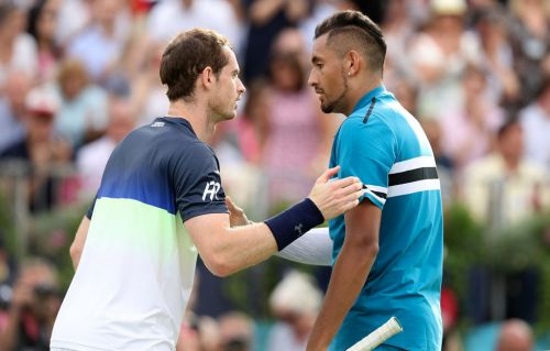 'Shut up, no-one cares!' - Nick Kyrgios fires back at Mats Wilander over Andy Murray criticism