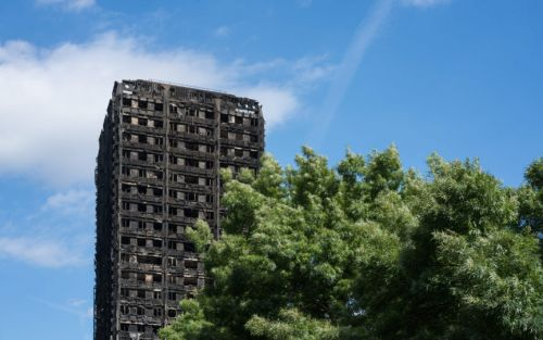 'Are we going to be the next Grenfell?': The People in Lockdown in Buildings With Fire Risks