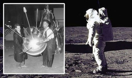 Moon landing bombshell: CIA 'stole' Moscow's space probe in secret mission before Apollo