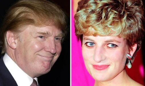 Princess Diana's 'bid to move into Trump Tower' revealed