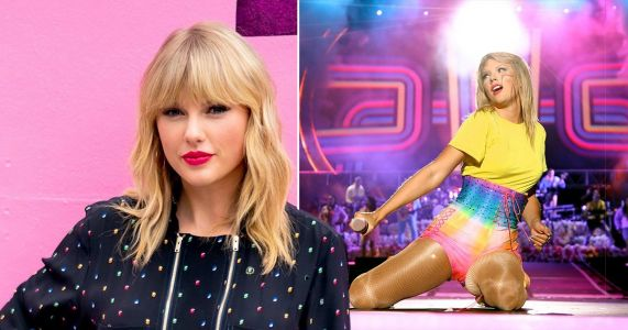 Taylor Swift 'tossing out' negativity about her body and what people think of her ahead of 30th birthday