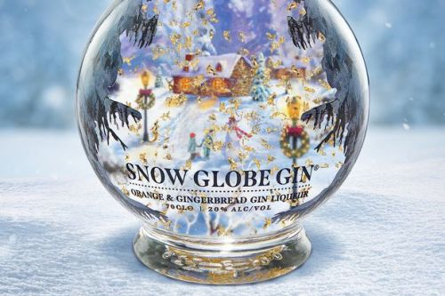Harvey Nichols launch Snow Globe Gin Liqueur that lights up for £29