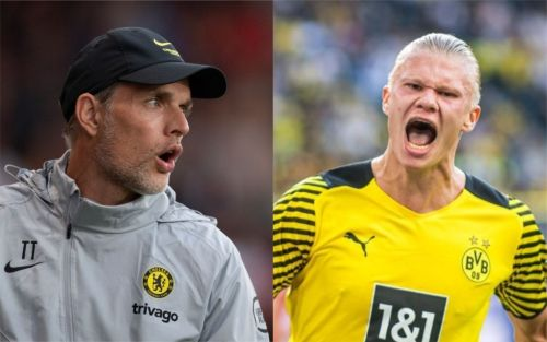 Thomas Tuchel rows back on talk of Chelsea signing Erling Haaland: 'I should have known better'