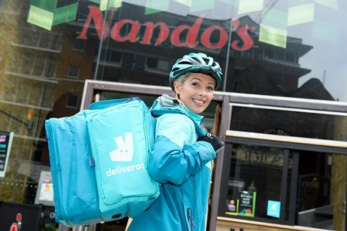 Deliveroo is looking for 15,000 new riders and drivers as demand surges