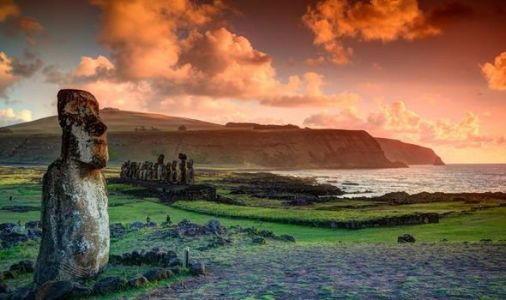 Easter Island shock: Archaeologists make stunning discovery about mystery heads