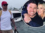 Christina Haack embarks on a day at sea with her new boyfriend Joshua Hall on her luxury yacht