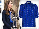 Kate Middleton's subtle tribute to the NHS: