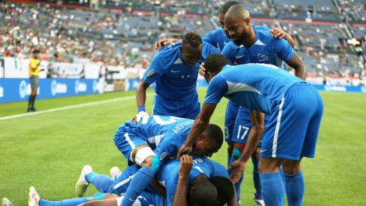 Martinique knocks Cuba out of Gold Cup