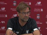 Liverpool news: Jurgen Klopp urges players to keep chasing success ahead of visit of Arsenal
