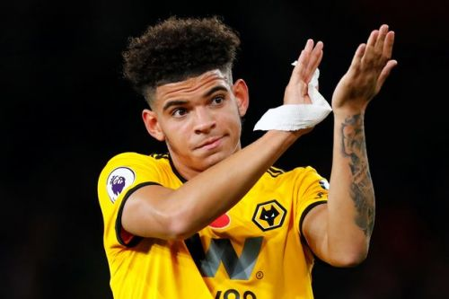 Morgan Gibbs-White thriving and repaying Nuno's trust for back on song Wolves