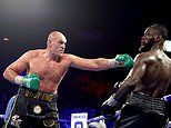 Tyson Fury ordered to fight Dillian Whyte next by WBC if he beats Deontay Wilder in December rematch