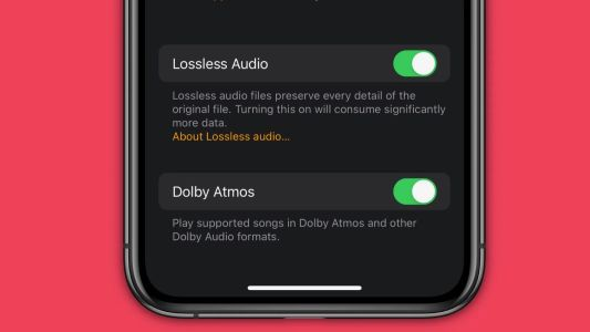 HomePod 15.1 update has added Lossless and Dolby Atmos to the original HomePod