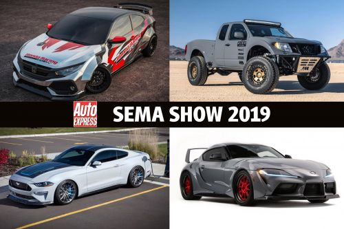 SEMA Show 2019: highlights