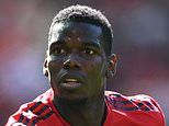 Juventus 'confident of beating Real Madrid' in the race for Manchester United midfielder Paul Pogba