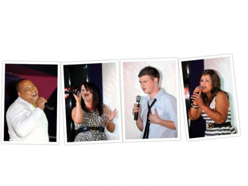 Nostalgia: 33 pictures of the Voice of Falkirk final in 2009