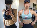 Trainer who lost her period to 'anorexia athletica' is now 'happiest and healthiest' she's ever been