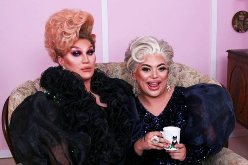 The Vivienne: Baga Chipz and I are the Ant and Dec of drag
