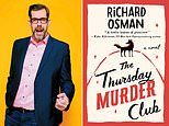 Richard Osman hit the big time after Steven Spielberg picked up movie rights to his first whodunnit