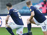 Millwall fans BOO after players take the knee ahead of Championship clash with Derby