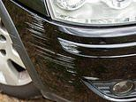 More than two in five cars have damage owners won't bother to fix