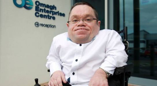 Northern Ireland man backs Katie Price's fight against abuse of disabled people online