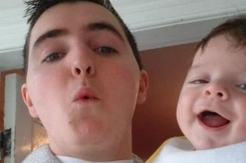 Healthy young dad aged 27 dies after self-isolating just 10 days after baby born
