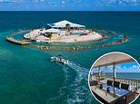 Hotels.com is renting out a PRIVATE ISLAND in the Florida Keys - for just $2,000 for the week