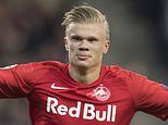 Manchester United 'fear Mino Raiolo could scupper move' for RB Salzburg star Erling Braut Haaland