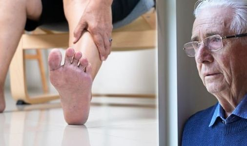 Parkinson's disease: Key symptoms found in your feet and the way you walk - what to spot