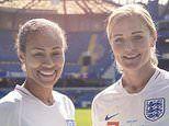 Former England Women duo oppose mixed football being introduced for adults