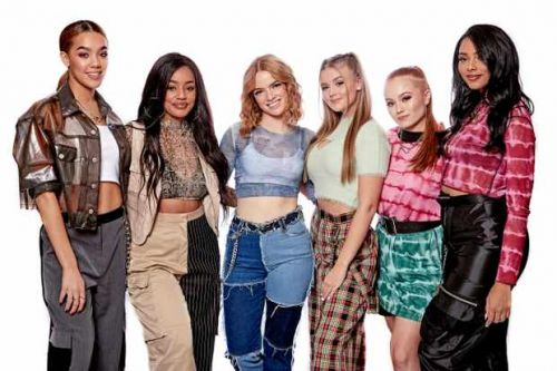 Girl group confirmed for X Factor: The Band final