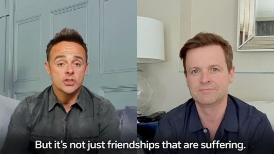 Ant and Dec hold virtual assembly to help children struggling to cope with pandemic