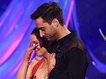 Maura Higgins becomes the sixth celebrity eliminated from Dancing On Ice