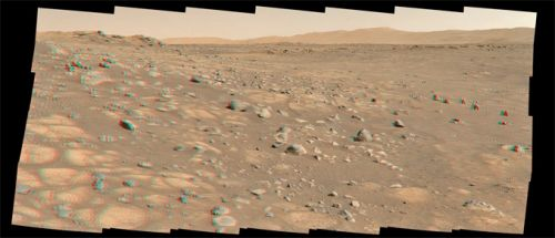 Perseverance Mars rover poised to collect first rock samples