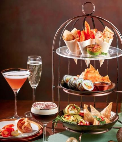 This Delicious Birdcage Brunch In Manchester Is Served With Bottomless Prosecco And Martinis