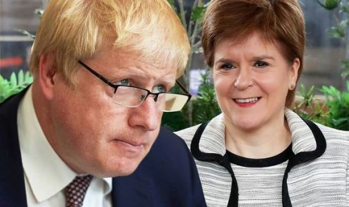 BATTLE IS ON! Boris Johnson on alert as support for Sturgeon skyrockets in latest poll