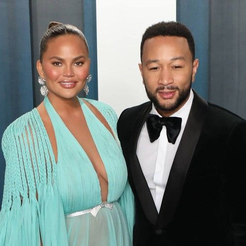 Chrissy Teigen hints at third pregnancy in John Legend video