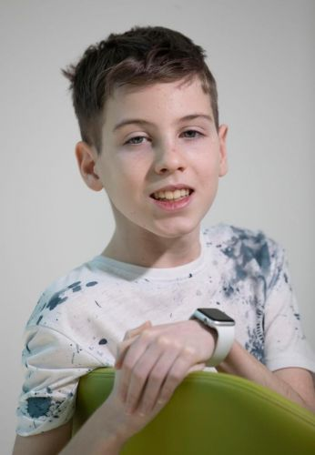 Teenager with 'no symptoms' to have new proton beam therapy to blast brain tumour