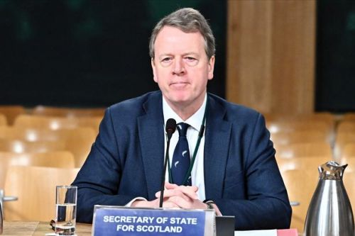 Scottish Secretary has mild coronavirus symptoms and is self-isolating
