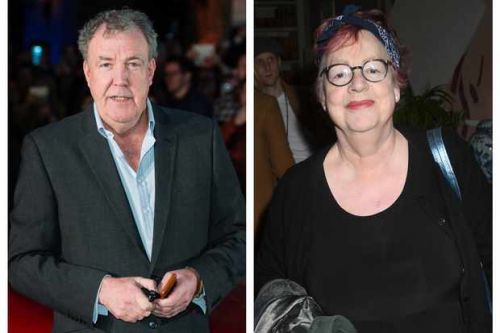 """""""You can keep your job if you're a leftie"""" - Jeremy Clarkson on the Jo Brand battery acid controversy"""