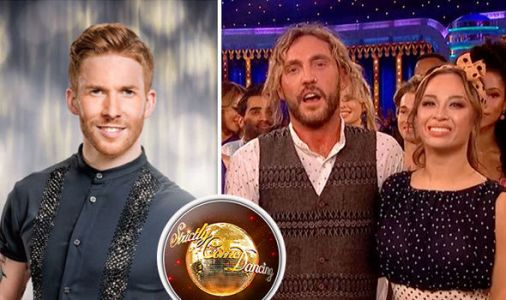 Strictly Come Dancing 2018: Neil Jones 'hid' from cameras after Seann and Katya dance?