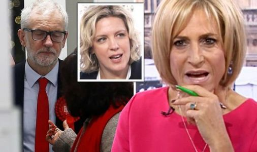 'Where is Corbyn?!' BBC's Emily Maitlis SHAMES Momentum on Labour leader hiding away