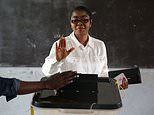 Gabon's first woman Prime Minister claims she leads the world in Covid response