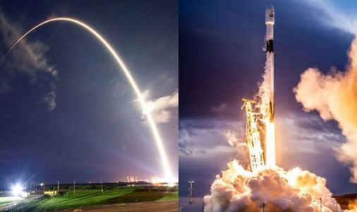 SpaceX Starlink launch: How Elon Musk is reusing THIS rocket from previous Falcon 9 launch