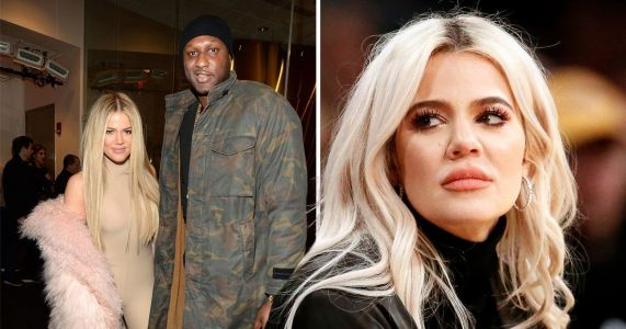 Khloe Kardashian congratulates ex husband Lamar Odom on autobiography success: 'Keep shining'